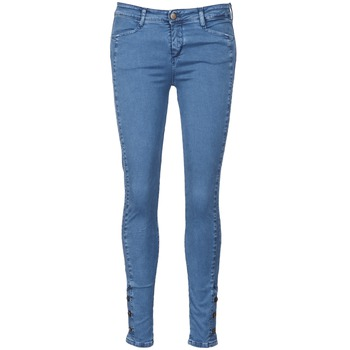 Oblečenie Ženy Džínsy Slim Acquaverde ALFIE Modrá