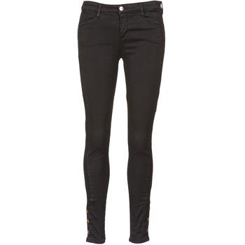 Oblečenie Ženy Džínsy Slim Acquaverde ALFIE čierna