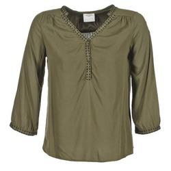 Oblečenie Ženy Blúzky Vero Moda CHARLOTTE Kaki
