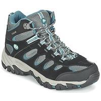 Topánky Ženy Turistická obuv Merrell RIDGEPASS MID GTX šedá
