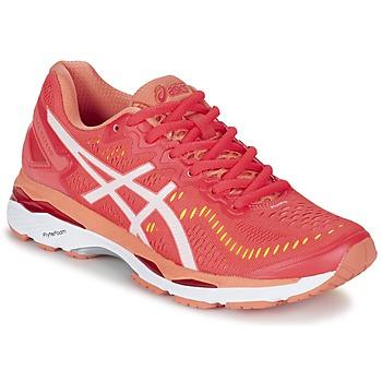 Topánky Ženy Bežecká a trailová obuv Asics GEL-KAYANO 23 W Ružová
