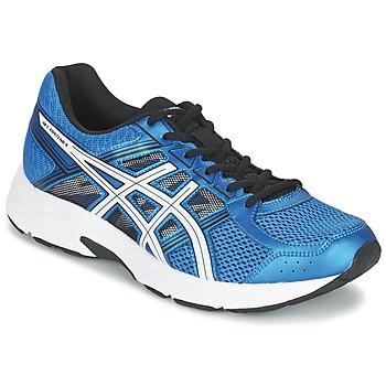Topánky Muži Bežecká a trailová obuv Asics GEL-CONTEND 4 Modrá