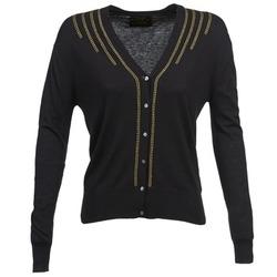 Oblečenie Ženy Cardigany Chipie BERENICE čierna