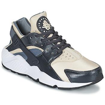 Topánky Ženy Nízke tenisky Nike AIR HUARACHE RUN W šedá / Béžová