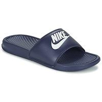 Topánky Muži Šľapky Nike BENASSI JDI Modrá / Biela