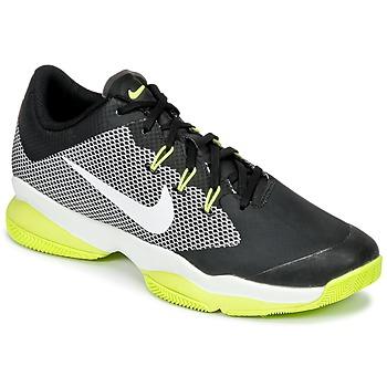 Topánky Muži Tenisová obuv Nike AIR ZOOM ULTRA čierna / žltá