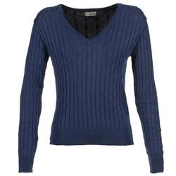 Oblečenie Ženy Svetre Casual Attitude FARIO Námornícka modrá