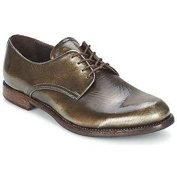 Topánky Ženy Derbie n.d.c. FULL MOON MIRAGGIO Čierna / Shimmer