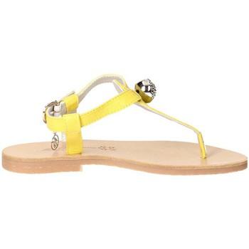 Topánky Dievčatá Sandále Blumarine D5352 Jeans