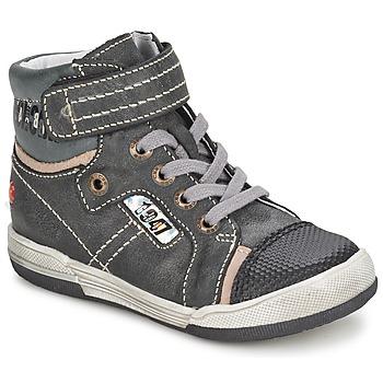 Topánky Chlapci Členkové tenisky GBB HERMINIG šedá