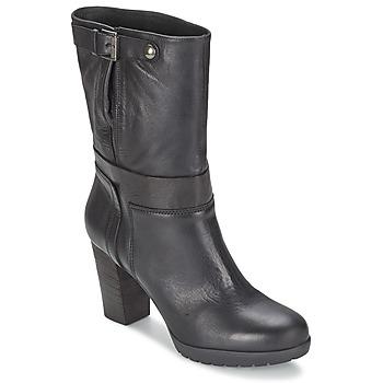 Topánky Ženy Čižmičky Janet Sport RELVUNE Čierna