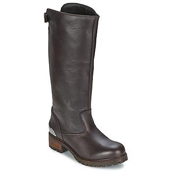 Topánky Ženy Čižmy do mesta Love Moschino JA26094 čierna