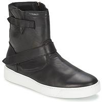 Topánky Muži Polokozačky Ylati CAPPELLA čierna