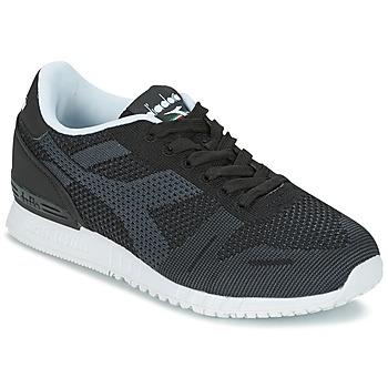Topánky Nízke tenisky Diadora TITAN WEAVE Čierna