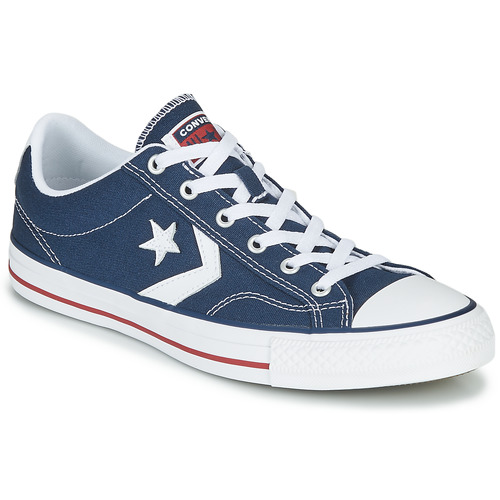 Topánky Nízke tenisky Converse STAR PLAYER CORE CANVAS OX Námornícka modrá / Biela