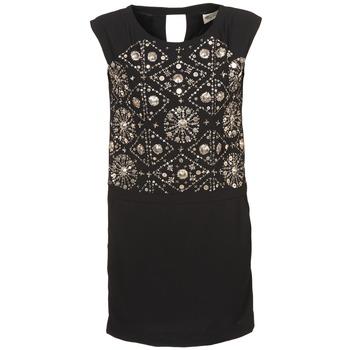 Oblečenie Ženy Krátke šaty Stella Forest BRO040 čierna