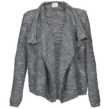 Oblečenie Ženy Cardigany Stella Forest BGI002 šedá
