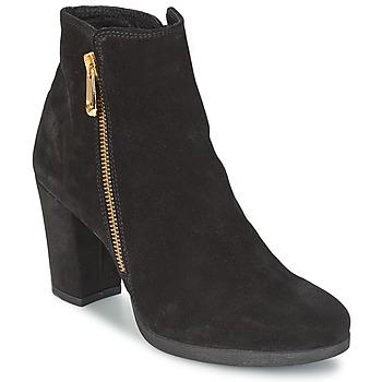 Topánky Ženy Čižmičky Café Noir TAIBI čierna