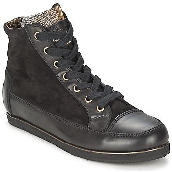 Topánky Ženy Členkové tenisky Tosca Blu BANGKOK Čierna