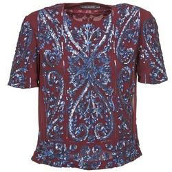 Oblečenie Ženy Blúzky Antik Batik NIAOULI Bordová