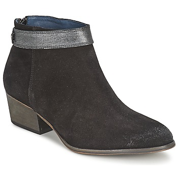 Topánky Ženy Čižmičky Schmoove SECRET APACHE čierna