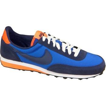 Topánky Chlapci Nízke tenisky Nike Elite GS Modrá, Tmavomodrá