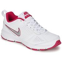Topánky Ženy Univerzálna športová obuv Nike T-LITE XI Biela / Ružová