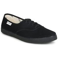 Topánky Nízke tenisky Victoria INGLESA LONA PISO čierna