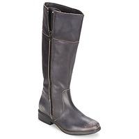 Topánky Ženy Čižmy do mesta Esprit JONA BOOT Čierna
