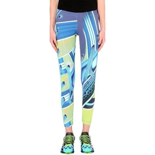 Oblečenie Ženy Legíny adidas Originals Leggings Modrá,Žltá