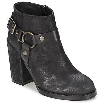 Topánky Ženy Čižmičky Ash FALCON čierna