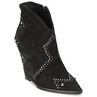 Topánky Ženy Čižmičky Ash JESSICA čierna