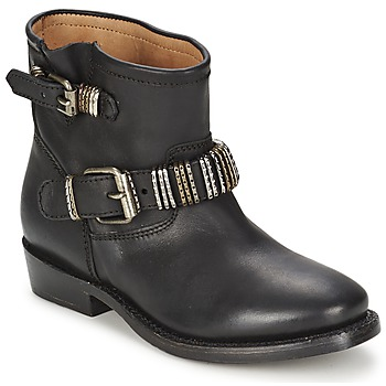 Topánky Ženy Polokozačky Ash VICK čierna