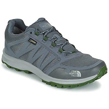 Topánky Muži Turistická obuv The North Face LITEWAVE FASTPACK GORETEX šedá