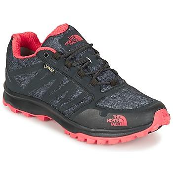 Topánky Ženy Turistická obuv The North Face LITEWAVE FASTPACK GORETEX čierna / Koralová