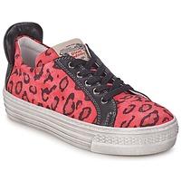 Topánky Dievčatá Nízke tenisky Diesel JAKID Ružová / Leopard