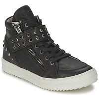 Topánky Dievčatá Členkové tenisky Diesel TREVOR Čierna