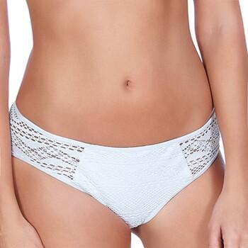 Oblečenie Ženy Plavky kombinovateľné Freya AS 3976 WHE Biela