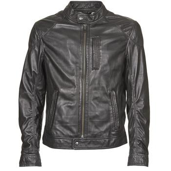 Oblečenie Muži Kožené bundy a syntetické bundy Oakwood 60835-501 Čierna