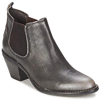 Topánky Ženy Čižmičky Un Matin d'Ete NIPSY šedá karbónová