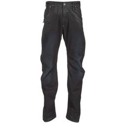 Oblečenie Muži Rovné džínsy G-Star Raw NEW ARC ZIP 3D čierna