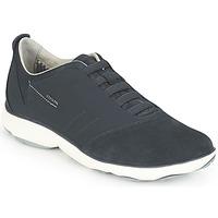 Topánky Muži Nízke tenisky Geox NEBULA Modrá