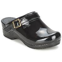Topánky Ženy Nazuvky Sanita FREYA Čierna