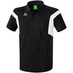 Oblečenie Muži Polokošele s krátkym rukávom Erima Polo  Classic Team noir/blanc