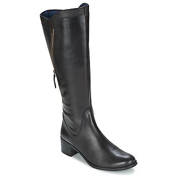 Topánky Ženy Čižmy do mesta PintoDiBlu CARTIL čierna