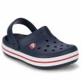 Topánky Deti Nazuvky Crocs CROCBAND KIDS Námornícka modrá
