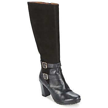 Topánky Ženy Čižmy do mesta Hispanitas ARIZONA čierna