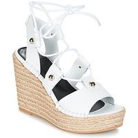 Topánky Ženy Sandále Sonia Rykiel 622908 Biela