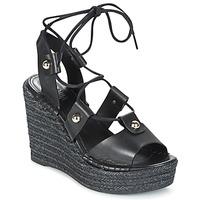 Topánky Ženy Sandále Sonia Rykiel 622908 Čierna