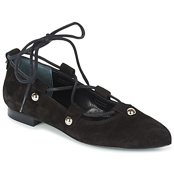 Topánky Ženy Balerínky a babies Sonia Rykiel 622107 čierna